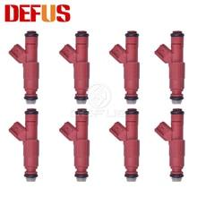DEFUS 8PCS OEM 0280155934 Fuel Injector For Dodge Dakota Durango Ram 1500 2500 3500 5.9L V8 High Quality Brand New Arrival цена