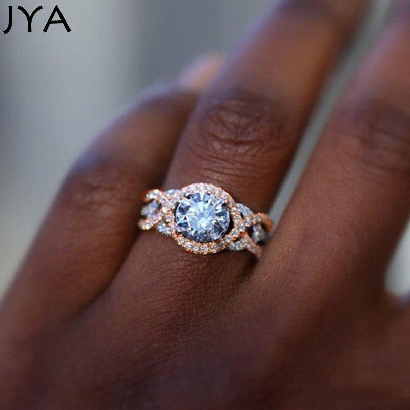 6521e05fd214 CWWZircons marca de moda Diamante de las mujeres de la oreja de plata de la  joyería