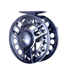 New FGK95 95cm Pesca Fishing Reels All Metal Spool 2+1bb Bearings Aluminum Alloy Smooth Fly Fishing Wheel for Fish Accessories