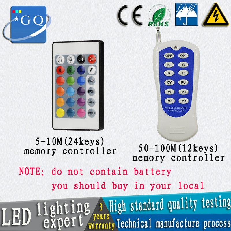 controlller (how many lamps you buy , you should buy how many controller, because the driver inside is different)