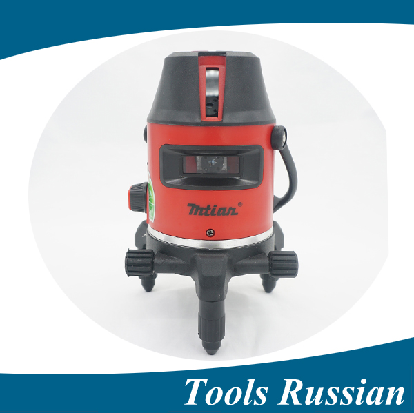 ship from Russia,New 2017 model , 10X-light 5 lines 6 points laser level 360 rotary cross laser line leveling with outdoor model xeast xe 50r new arrival 5 lines 6 points laser level 360 rotary cross lazer line leveling with tilt function