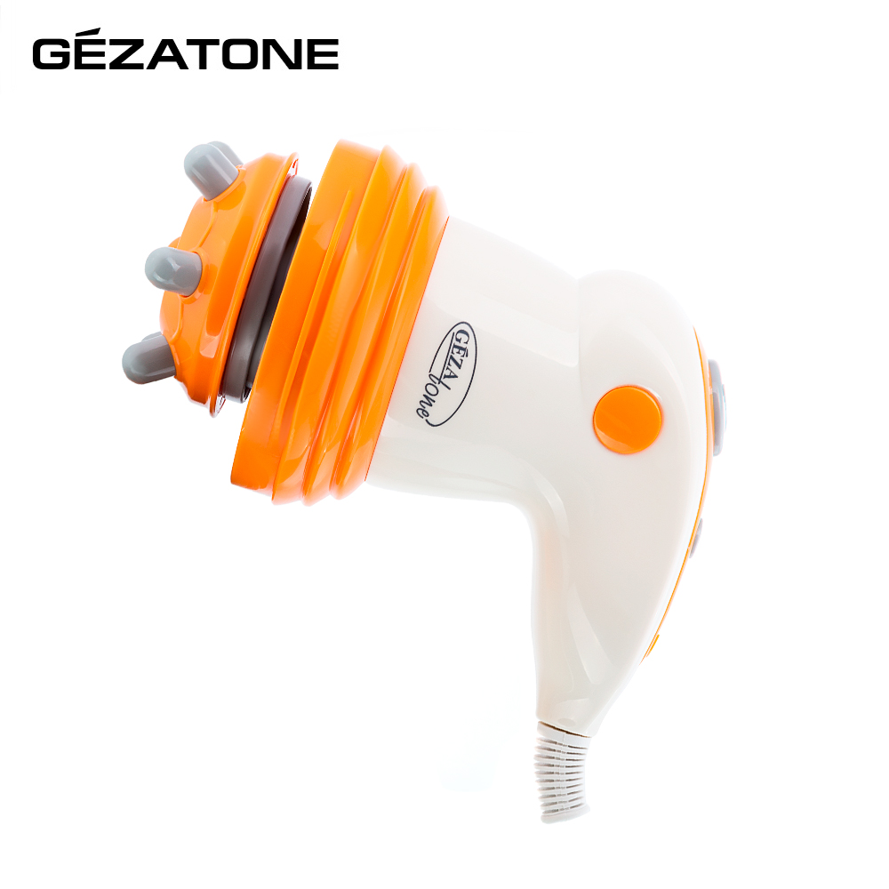 Massage & Relaxation Gezatone 1301066S anti-cellulite massager slimming infrared heating rf led cavitation ultrasonic body slimming massager anti cellulite belly arms fat burner lipo radio frequency machine ultrasound