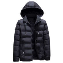 2019 fashion winter jacket men casual business thick velvet parka men warm hooded coat classical outwear parkas hombre jaqueta 2019 fashion winter jacket men hooded coat thick velvet warm coat classical simple parka men black color bomber jacket masculina
