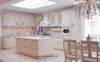 european style kitchen cabinets(LH SW050)
