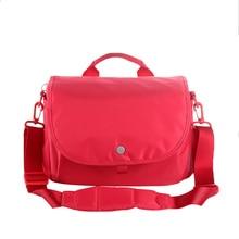 Women's SLR camera bag for Canon 760D Nikon digital camera bag shoulder camera bag waterproof handbag цена и фото