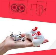 F15316 HUBSAN Q4 H111 Mini Quadrocopter RTF 2.4G 4CH Remote Control Toys Gift RC Helicopter Drone White