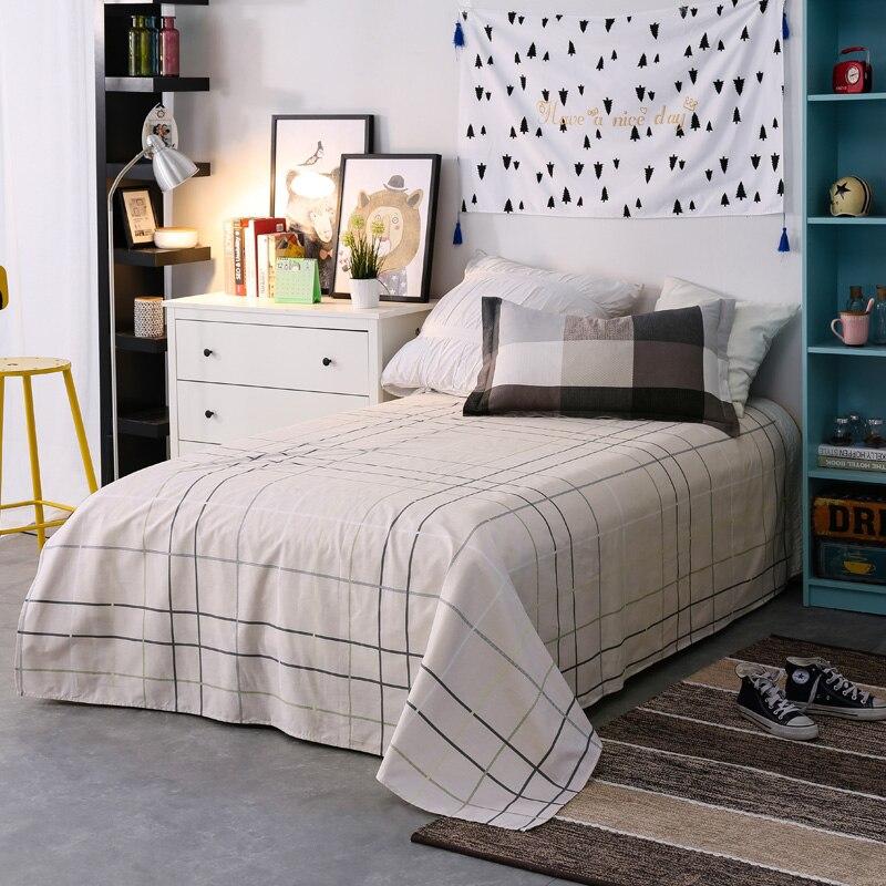 3 pçs tamanho gêmeo de alta qualidade 100% algodão moda simples impresso conjunto cama confortável conjunto capa edredão folha fronha - 5