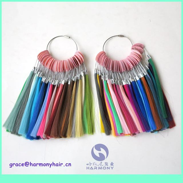 Aliexpress.com : Buy FREE SHIPPING (1set/lot) 146 colors synthetic ...