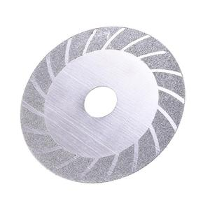 Image 5 - Wheel Grinding Disc Electroplated Diamond Saw Blade Cutting For Angle Grinder Rotary Tool
