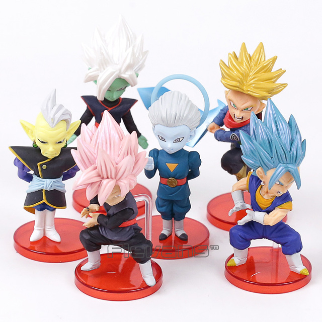 Dragon Ball PVC Figures Toys (6 Pcs. Set)