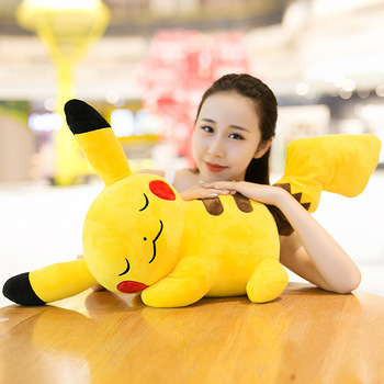 20/30/40cm Soft Pikachu Plush Toys Pillow Stuffed Animals Toy For Girls And Kids Gifts Home Decoration