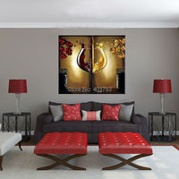 100% Hand Painted Modern Canvas Wall Art The Red Wine Glass Picture Abstract Flower Painting Landscape Oil Painting