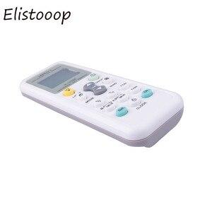 Image 4 - Elistooop evrensel düşük güç tüketimi 1028E klima 1028E LCD A/C çok uzaktan kumanda kontrolörü
