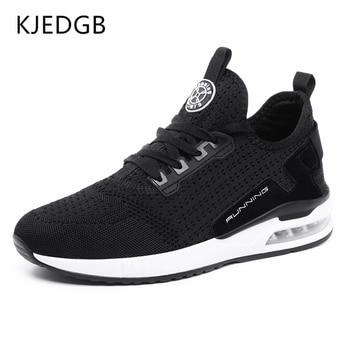KJEDGB Hot Sale Unisex Men Women Sneakers Comfortable Couple Casual Shoes Breathable Basket Femme Adult