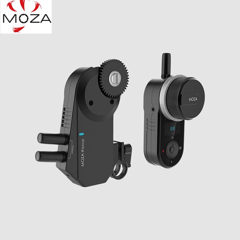Instock MOZA iFocus Wireless Follow Focus Motor for Moza Air 2, Air, or AirCross DSLR Gimbal Stabilizer Follow Focus Accessories-in Photo Studio Accessories from Consumer Electronics    1