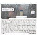 UI белый Новый Английский Заменить клавиатура ноутбука Для Lenovo U160 U165 S200 S205