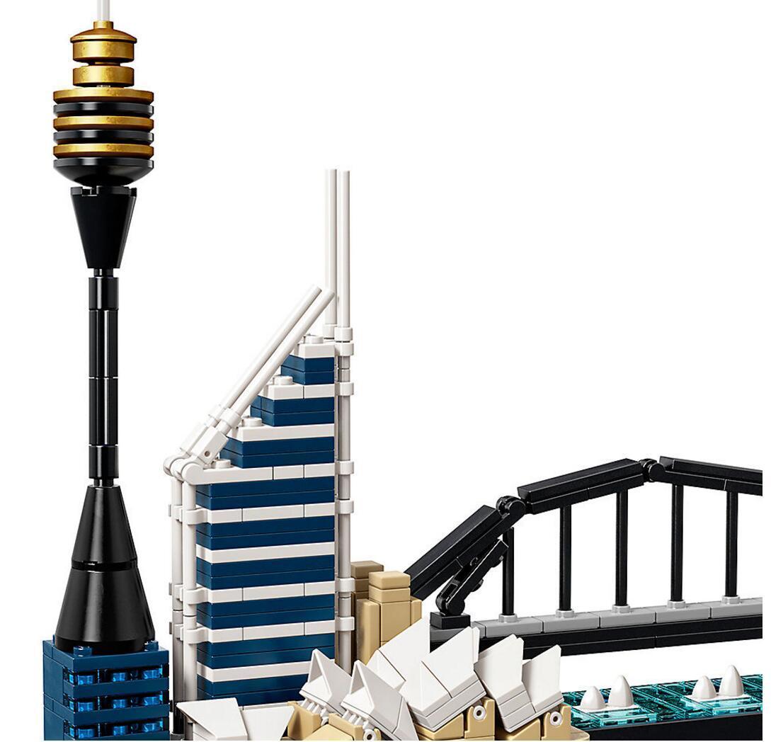 Blocks Hot Sale Bela 10676 Architecture Building Sets Sydney Opera House Tower Bridge Building Block 361pcs Brick Compatible With Legoings Model Building