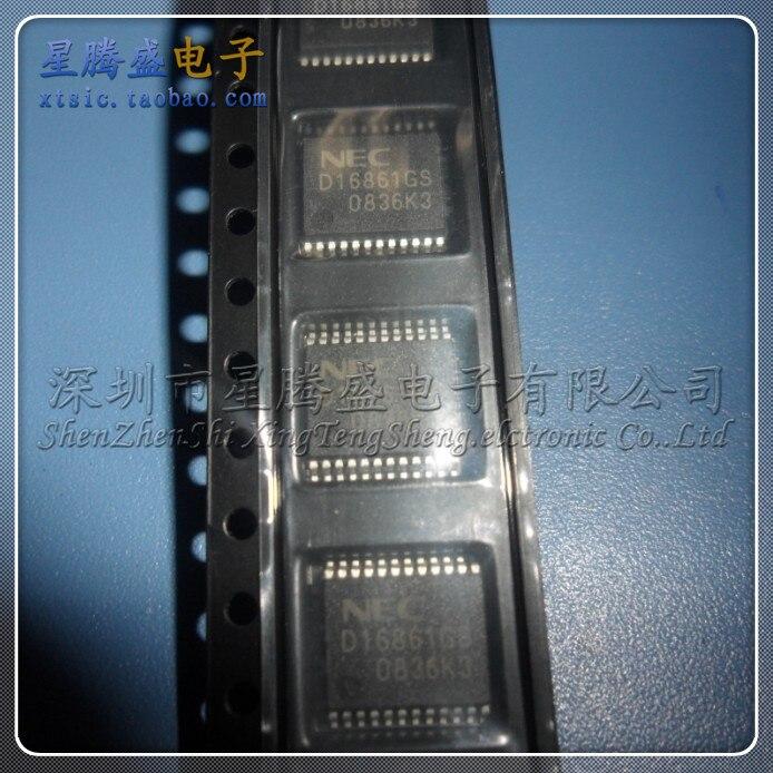 Module D16861 D16861GS Original authentic and new Free Shipping module xnucleocca02m1 mp34dt01m original authentic and new free shipping