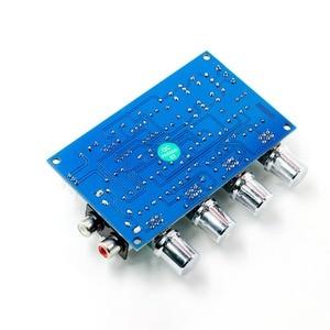 Image 5 - NE5532 Voorversterker Pre Versterker Audio Aanpassing Plaat Dubbele AC12V Hifi Versterker Voorversterker Volume Tone Control Board