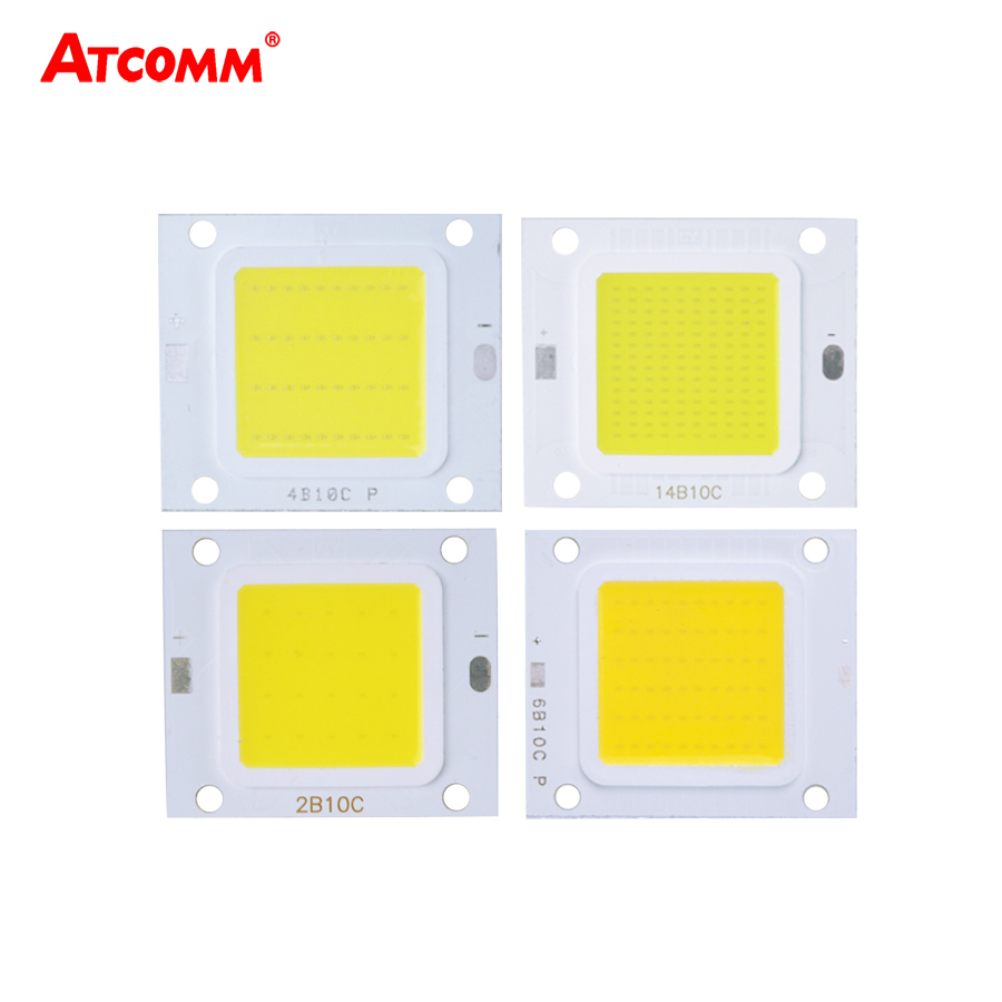 Light Beads Lighting Accessories Led 100w Cob Chip 220v Lamp Smart Ic High Power Led Matrix Diode Array For Spotlights Searchlight Street Floodlight Spare No Cost At Any Cost