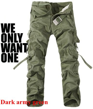 Aliexpress.com : Buy Promotion FREE SHIPPING mens cargo pants ...