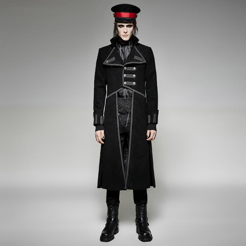 Long Military Coat Men Promotion-Shop for Promotional Long ...