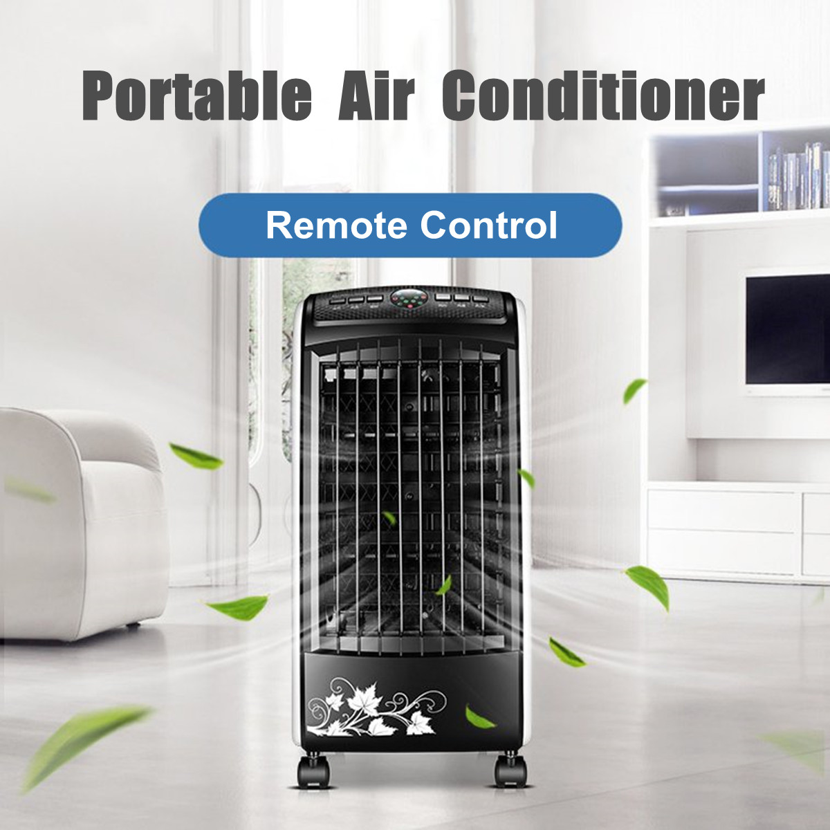 3 Level Portable Air Conditioner Conditioning Fan Humidifier Cooler Cooling System Mini Air Conditioner Cooling Fan Humidifier