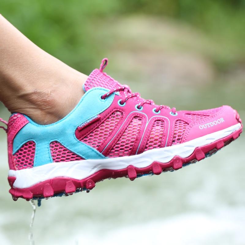 Verano Mesh Air Upstream Shoe zapatos casuales al aire libre para - Zapatos de hombre - foto 6