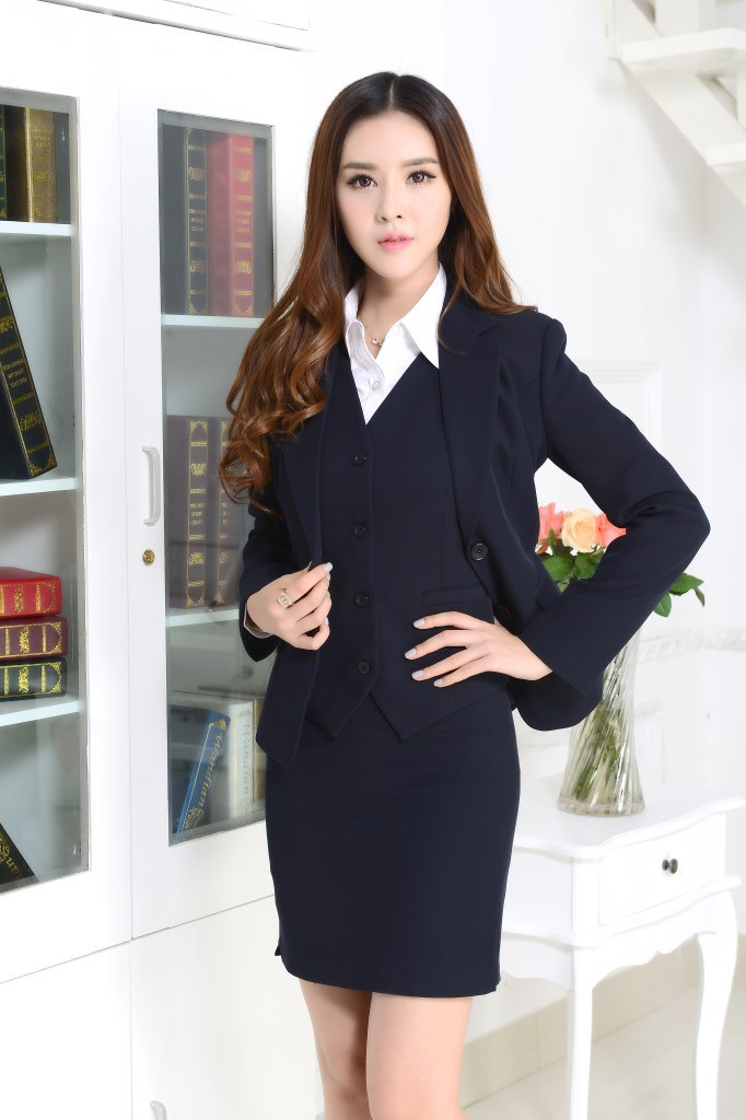 Online Get Cheap Business Woman Uniform Wool -Aliexpress.com ...