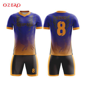 slim fit quick dry royal blue cutting sewing mesh practice club soccer  jersey t shirt d84f341bc