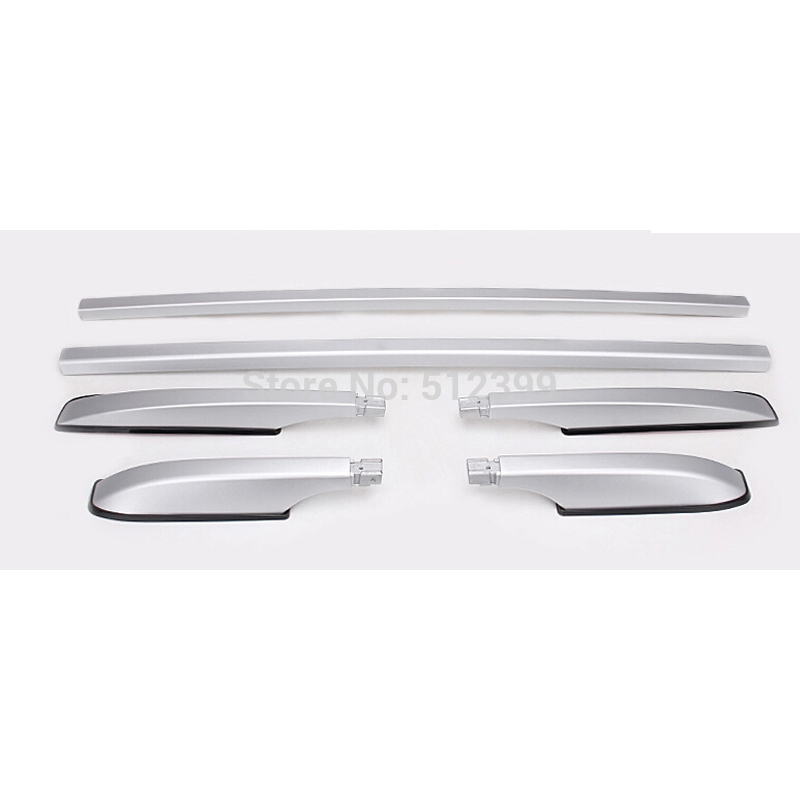 High Quality Luggage Roof  Rack Rails For Hyundai ix35 2010 2011 2012 2013 black color top roof rails rack luggage carrier bars for mitsubishi asx outlander sport 2013 2014 2015 2016