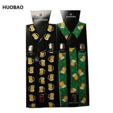 Amazing beer-inspired men / women suspenders