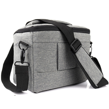 Camera Bag Polyester Shoulder Bag Lowepro DSLR Camera Case For Canon Nikon Sony Lens Pouch Bag Waterproof Photography Photo Bags naturehike full waterproof camera bag dry bag for dslr camera shoulder bag case for sepside photography