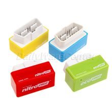 2016 NEW Plug and Drive NitroOBD2/EcoOBD2 Economy Chip Tuning Box for Benzine/Diesel Cars 15% Fuel Save Plug&Drive OBD 2 Scanner benzine cars obd2 performance chip tuning box 35