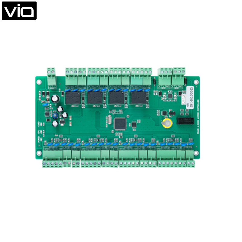 MC-5848R Free Shipping RS485 Four Doors Access Control Board, Can Manage Four Doors, Supports 26,000 Users Data, 100,000 Event