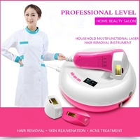 2017 laser epilator free shipping Home laser hair removal full-body ipl hair removal device hair removal machine