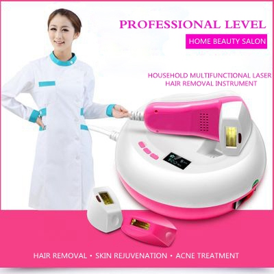 Home laser hair removals