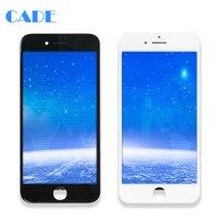 Wyświetlacz LCD Dla Iphone 8 8 Plus Ekran Dotykowy Panel Z 3D Telefon Dotykowy Lcd Digitizer montażu Części Zamiennych z Bezpłatnym narzędzia