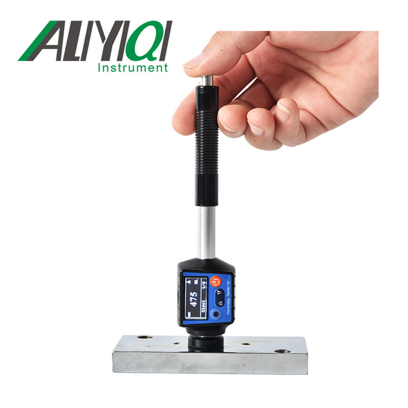 Aliyiqi Pentype Leeb  hardness tester Portable  Pen-type NDT Portable leeb metal hardness tester AH110