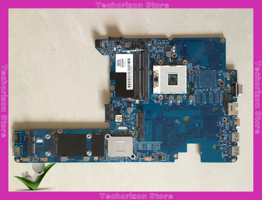 696335-001 For 4340s Laptop motherboard DDR3 tested working original 615279 001 pavilion dv6 dv6 3000 laptop notebook pc motherboard systemboard for hp compaq 100% tested working perfect