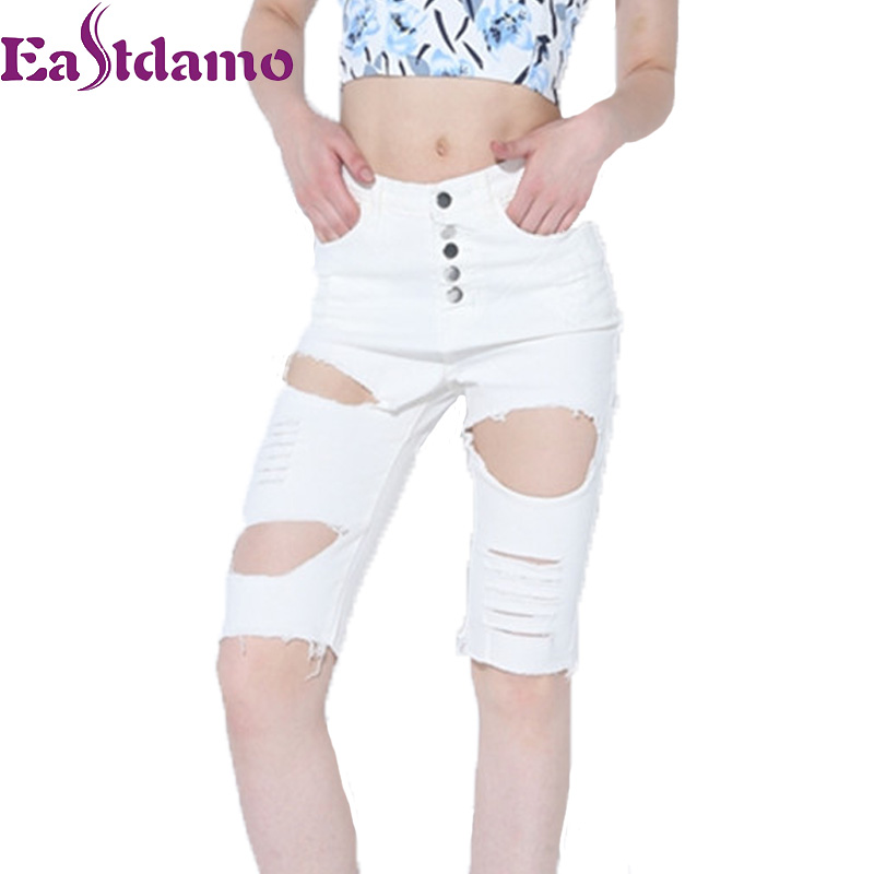 Online Get Cheap White Knee Length Shorts for Women -Aliexpress ...