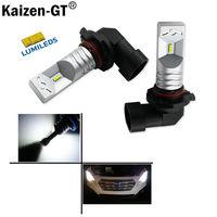 Extremadamente Brillante 6000 K Blanco Desarrollado Por Luxeon 9005 HB3 9145 H10 Bombilla LED Para Luz De Carretera DRL Luces Antiniebla o luces