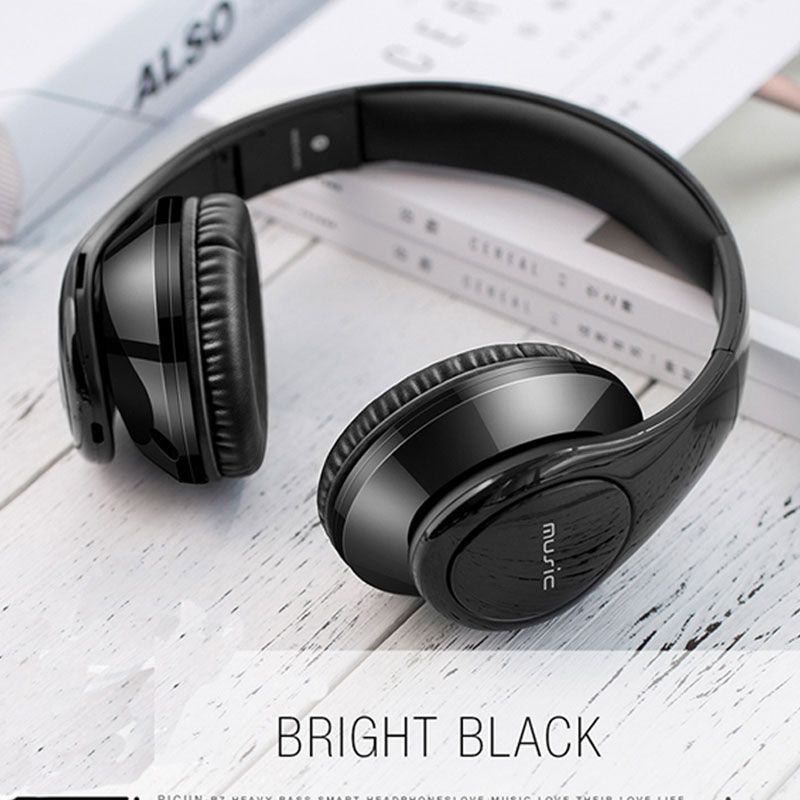 Men's Wireless Headphone for huawei honor 5c Stereo Bluetooth Earphone with Mic Support Handsfree Call Bluetooth Headset bq 618 wireless bluetooth v4 1 edr headset support handsfree earphone with intelligent voice navigation for cellphones tablet
