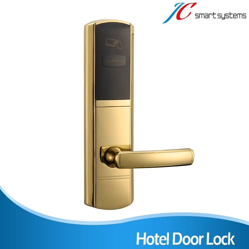 ФОТО High quality hotel control system smart card hotel lock Model 1068E-J