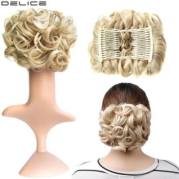 Hairpiece, Bun