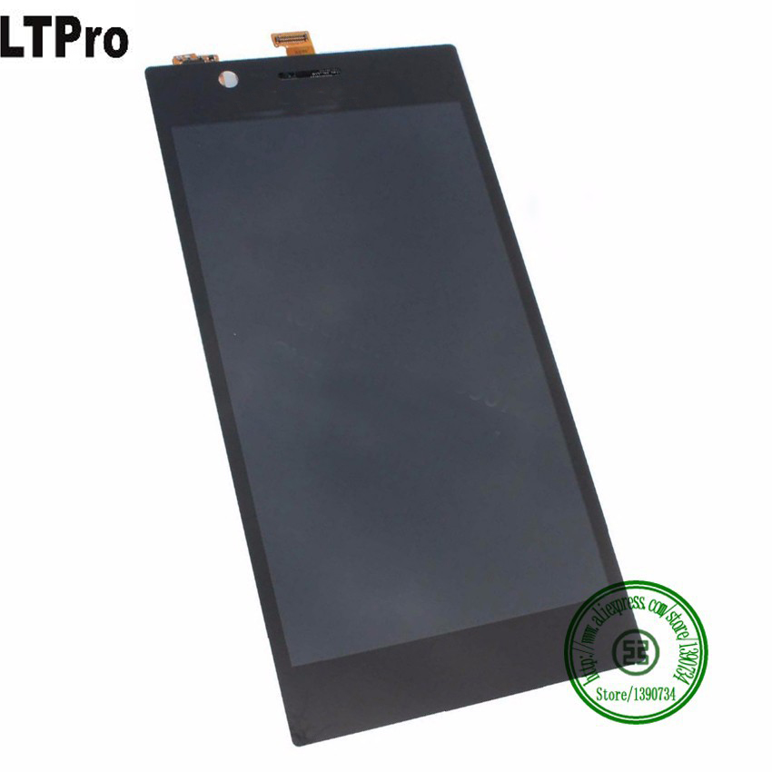 Buy LTPro 100% Original New Best Working LCD Display Touch Screen Digitizer Assembly For Lenovo K900 Phone Replacement Parts Black for $34.99 in AliExpress store