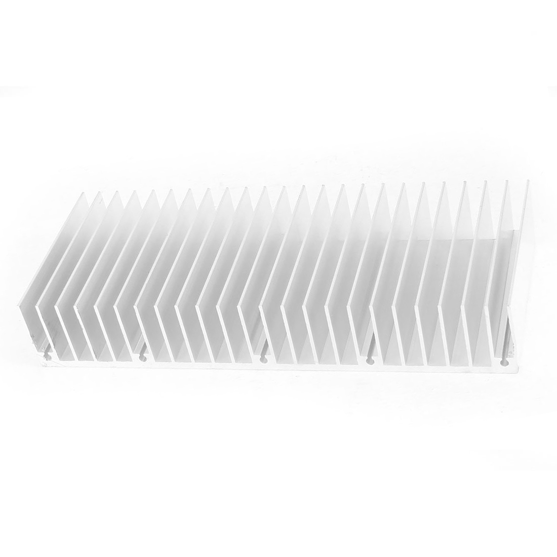Aluminum Heatsink Cooling Fin 150mmx60mmx25mm for Power Amplifier
