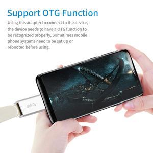 Image 5 - Onvian OTG Typ C Adapter USB 3.0 Männlichen zu USB 3.1 Typ C Weibliche Typ C zu USB Adapter für laptop Samsung Huawei