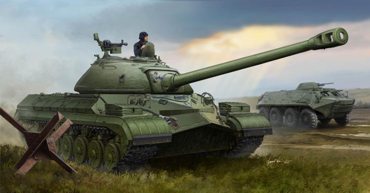 Trumpeter model 05545 1 35 Soviet T 10 Heavy Tank