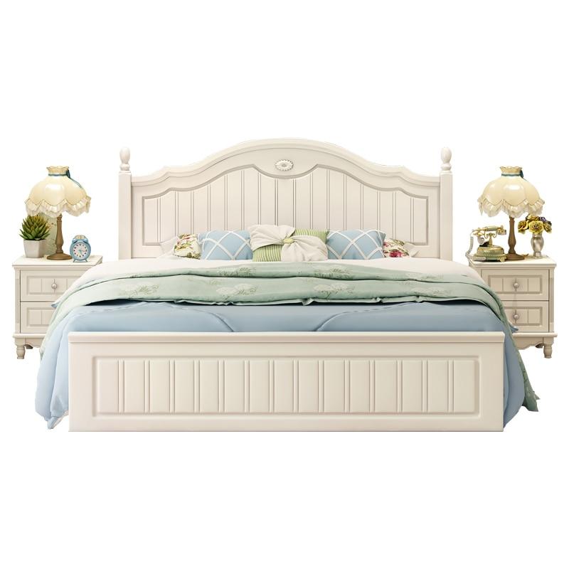 Matrimonio Bed Cover : Modern per la casa matrimonio mobili kids ranza meble letto yatak